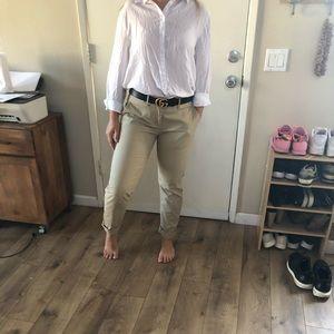 Khakis by GAP- comfy, stretchy, soft!